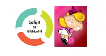 #Spotlight on: @DeliciousEvil