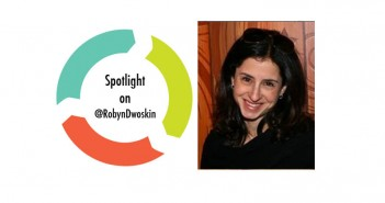 #Spotlight on: @RobynDwoskin